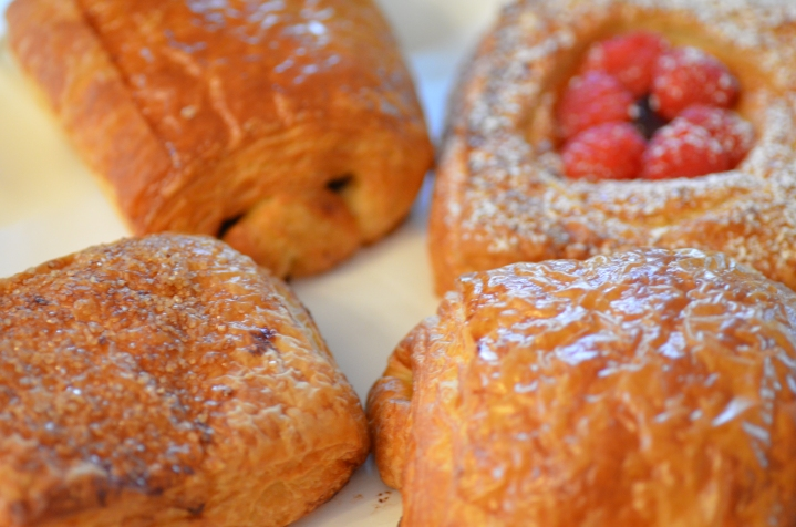 pastries from atelier